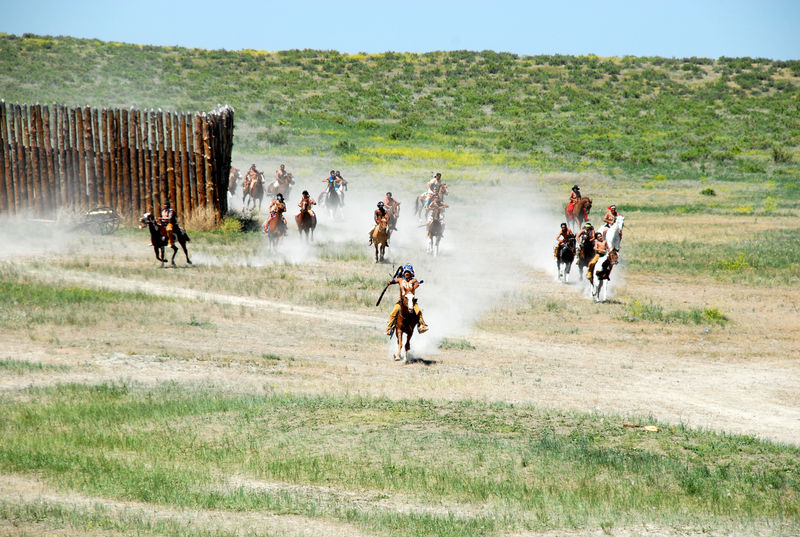 2008 06 Little Big Horn Reenactment 29 (77)