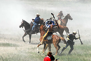 2008 06 Little Big Horn Reenactment 29 (122)