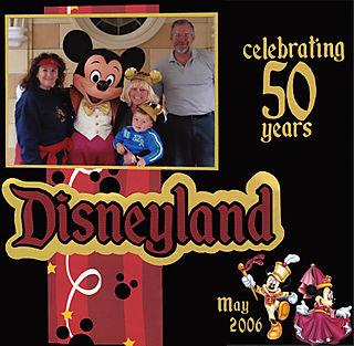 Disneyland50years